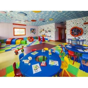 Обустройство детской игровой комнаты в гостиницах Украины