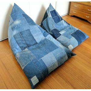 Джинсовые кресло-мешки – однозначное да!