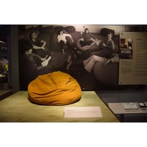 Место кресло мешка в Музее компьютерной Истории! Как его туда «занесло»?