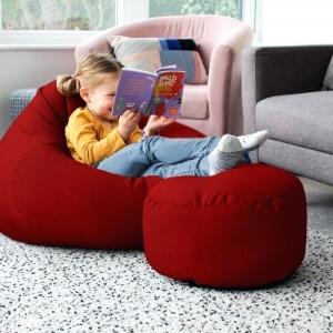 Кресло-мешок – лучшее место для хобби