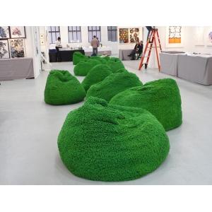 Мебель или газон? Кресло-мешки от дизайнера Барбары Галуччи