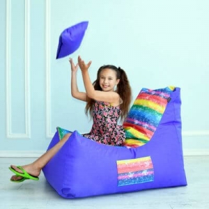 Бескаркасная мебель с чехлами нового поколения