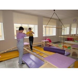 Детские спортивные тренажеры  для инклюзивных ресурсных центров