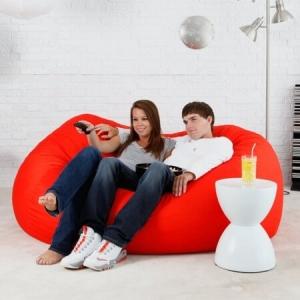 Преимущества бескаркасной мебели для домашнего кинотеатра