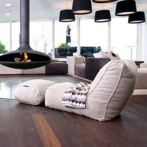 Как бескаркасная мебель помогает реализовать дизайнерские проекты