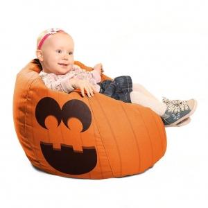 Кресло мешки на Хэллоуин! Все дело в тыкве