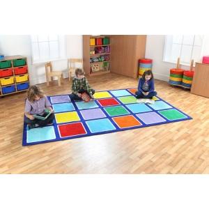 Выбираем учебные ковры для новой украинской школы