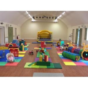 Открываем детский игровой центр: подбор оборудования и мягких модулей.