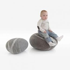 Кресло-мешки камни. Новинки от модных дизайнеров