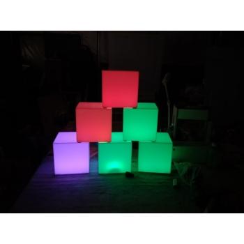 LED  Куб мебельный светящийся TIA-SPORT