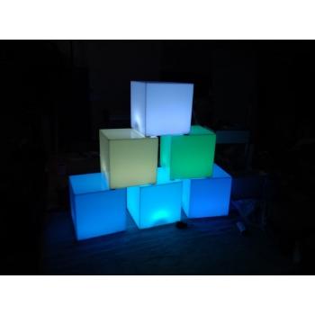 LED Светильник Куб 16 цветов + режимы TIA-SPORT