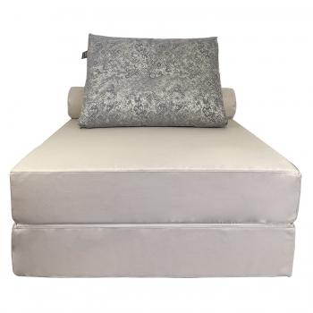 Бескаркасное кресло-кровать 100-100-40 см TIA-SPORT