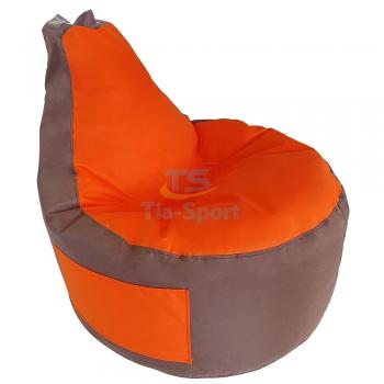Кресло груша с карманом Люкскомфорт TIA-SPORT