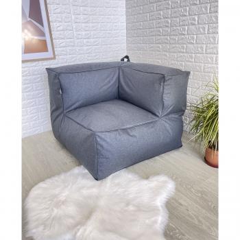 Бескаркасный модульный диван Блэк Угловой TIA-SPORT