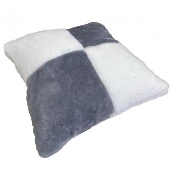 Подушка меховая декоративная TIA-SPORT