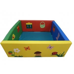 Игры в сухом бассейне. Подборка для родителей и аниматоров.