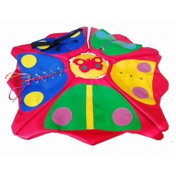 Дидактический коврик Цветочек TIA-SPORT