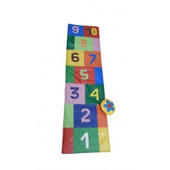 Игра напольная Классики цветная TIA-SPORT