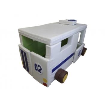 Модуль-трансформер Полицейская машина TIA-SPORT