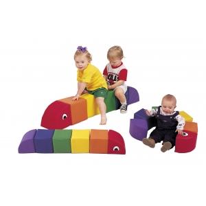 Детская мягкая игровая мебель для уличного пользования