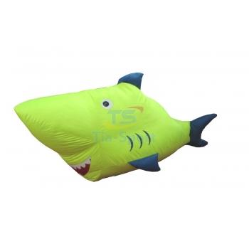 Детское кресло-мешок Акула TIA-SPORT