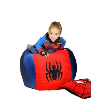 Кресло мешок мяч Человек паук TIA-SPORT