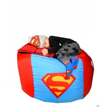 Кресло мешок мяч Супермен TIA-SPORT