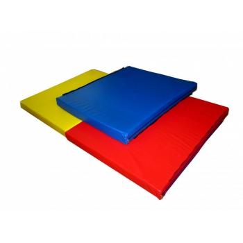 Мат складной 300-100-10 см с 3-х частей TIA-SPORT