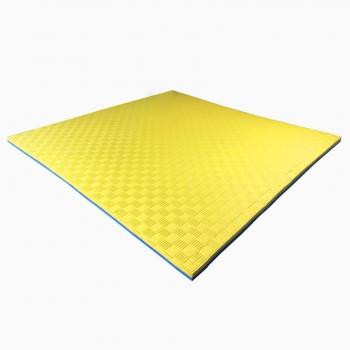 Коврик Ласточкин Хвост желто-синий 25 мм TIA-SPORT