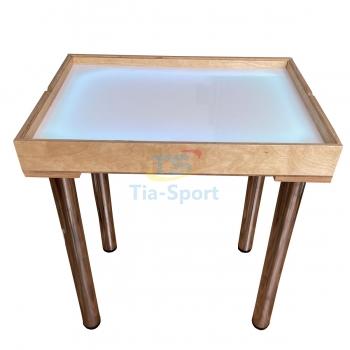 Световой стол-песочница -  70-50см TIA-SPORT