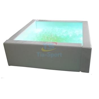 Интерактивный каркасный сухой бассейн Квадрат TIA-SPORT