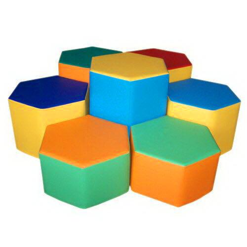 Комплект игровой мебели Пятигранник