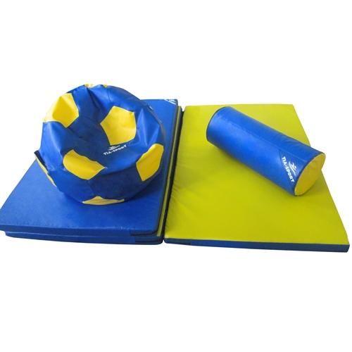 Складные спортивные маты - Детский спортивный набор Украина, фото [sm-0257]